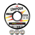 Umpqua Two-Color Neon Nymphing Bite Indicator Fly Fishing Tippet - All Weights