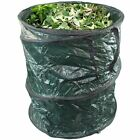 XL Large Pop Up Garden Bag Tidy Waste Bin Refuse Sack Bag Leaves Grass Cutting