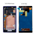 For Sony Xperia M2 Touch Screen LCD Display S50H D2302 D2303 D2305 D2306 1&2 SIM