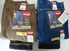 Mens Wrangler Riggs Workwear Thinsulate Insulation Lining 3M Thermal Jeans