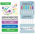 Внешний вид - EZ Level 6 Panel Urine Drug Test Multi-Drug Testing Kit Screen Dip Card