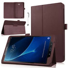"For Samsung Galaxy Tab E 7"" 8"" 9.6"" T560 Tablet Folio Leather Stand Cover Case"