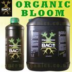 BAC 100% ORGANIC Bloom Plant Nutrient - Flowering Cycle Booster 1L / 5L