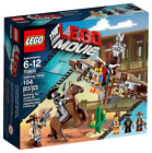 Genuine Lego fit 71004 Movie series - 70800 Getaway Glider MINT BOX or DEBOX