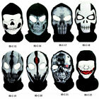 Ghost Skull Balaclava Witner Snow Sports Ski Snowboard Snowmobile Full Face Mask