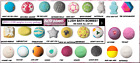 Lush Bath Bombs, fizzy, full size. AUTHENTIC LUSH.   SEALED. FREE LUSH SAMPLES