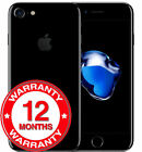 Apple iPhone 7 - 32GB 128GB 256GB - Unlocked SIM Free Smartphone Colours Grades <br/> 12 MONTHS WARRANTY - FACTORY UNLOCKED - TOP UK SELLER