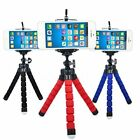 "5.5"" Flexible Smartphone Tripod + Bluetooth Remote for iPhone Samsung US STOCK"