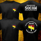 New Philippines Army Special Operations Command SOCOM Military Forces T-shirt