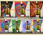 Window Curtain Mandala Tapestry Multi Color Design Valance Room Door Wall Drapes