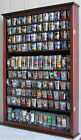 large shadow boxes display cases - LARGE, 144 Shot Glass Display Case Wall Holder Cabinet Shadow Box