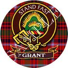 New Clan Crest Antique Finish Kilt Pin (148 Clans To Choose From)