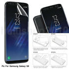 For Samsung Galaxy s9+ s8+ Front+Back Soft Ultra Clear Screen Protector Cover HS
