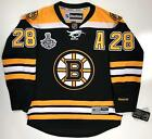 MARK RECCHI 2011 BOSTON BRUINS STANLEY CUP REEBOK PREMIER JERSEY NEW WITH TAGS