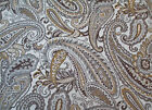 Uptown Fabric Richloom Upholstery Fenmore Earth Paisley Jacquard Tapestry