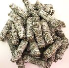 White Sage Smudge Stick Bundles Bulk Smudging Choose 1 3 6 12 30 60 Wholesale