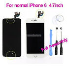 "Touch Screen Glass Digitizer&LCD Full Assembly for iPhone 6 4.7"" A1549 1586 1589"