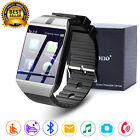 Waterproof Bluetooth Smart Watch SIM Phone Mate For IOS Samsung Android Multi-T