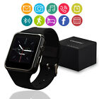 X6 Curved Screen Fashion GSM Smart Watch Bluetooth Phone for Samsung&iPhone&LG