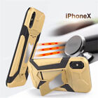Shockproof Ultra Slim Metal Hard Armor Back Case Cover For Apple iPhone 6s 7 8