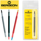 Bergeon 7404 Hand Setting Tools, Swiss Made - NEW