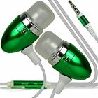 In-Ear Stereo Earphone Handsfree Headphone Mic for iPhone 6s/6s Plus/5s