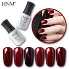 Nail Gel Polish Thermal Color-changing Red Color Collection Soak Off UV LED HNM