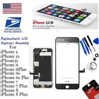 LCD Display Touch Screen Digitizer Assembly Replacement for Iphone 6 6S 7 8 Lot