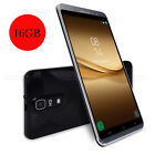 """HD 6"""" 3G Smartphone Unlocked Android 6.0 Dual SIM Quad Core Mobile Phone GPS"""