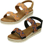 Wholesale Ladies Small Wedge Sandals 18 Pairs Sizes 3-8 FW10806