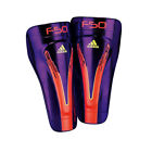adidas F50 Pro Lite Shin Guards Purple/Orange V87178