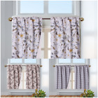 Kyпить 2PC ROD POCKET PANELS WINDOW CURTAIN INSULATED THERMAL BLACKOUT 63