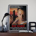Die Hard Movie Film Poster Print Picture A3 A4