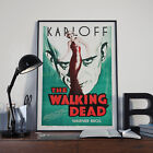 Boris Karloff - The Walking Dead (1936) -  Movie Film Poster Print Picture A3 A4