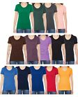 American Apparel Ladies Poly-Cotton Short Sleeve Women's T, T-shirts, Size S-XL