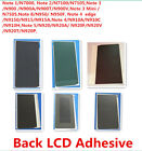 2x Original Back LCD Adhesive Sticker Glue Tape for Samsung Note 1 2 3 4 5 8