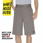 DICKIES SHORTS 42283 MENS WORK SHORTS 13&quot; INSEAM LOOSE FIT MULTI POCKET RELAXED <br/> *BUY 2 OR MORE &amp; GET 10% DISCOUNT* BUY WITH CONFIDENCE