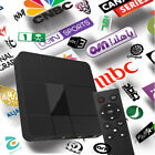 UBOXN Best Arabic English HD IPTV TV Box Internet WIFI Receiver Android Channels