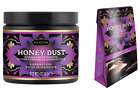 Kama Sutra Honey Dust body kissable powder honeysuckle strawberry kamasutra