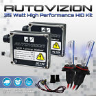 Autovizion Xenon Light Metal HID KIT for H4 H7 H10 H11 H13 9006 94 97 for Dodge $28.99 USD on eBay