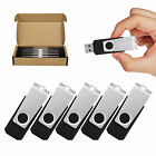 LOT 10 20 50 100 USB 2.0 Flash Drive Memory Sticks 8GB Storage Thumb Pen Drives