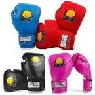 4oz PU Kids Boxing Gloves Children Cartoon MMA Training Gloves For Age 5-10 Year