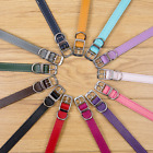 PUPPY, YORKSHIRE TERRIER, CHIHUAHUA, MINI POODLE COLLARS AND LEADS.13 COLOURS