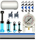 LEGO Pneumatic Parts (air,tank,manometer,pump,cylinder,mini,switch,hose,fitting)