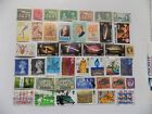 Great Britain & Col. Coll'n of stamps off paper Defin. & Com.-2-11-some Turks &