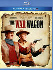 The War Wagon (Blu-ray Disc, 2014, Includes Digital Copy UltraViolet)(NEW)
