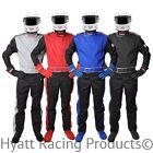 Pyrotect Sportsman Deluxe Nomex Auto Racing Suit SFI 5 - All Sizes & Colors