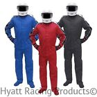 Pyrotect Eliminator Deluxe 2-Piece Auto Racing Suit SFI 5 - All Sizes & Colors