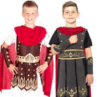 Gladiator Soldier Kid Historic Ancient Greek Roman Childrens Boys Costume Outfit