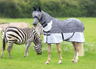 NEW Edition Shires Tempest Original Zebra  fly rug  Bug Rug Sheet  All Sizes